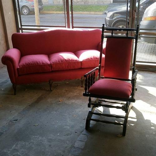 tapicero retapizados restauración sillas sillones sanisidro