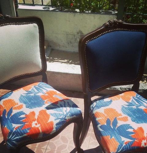tapicero tapiceria retapizados sillas sillones butacas