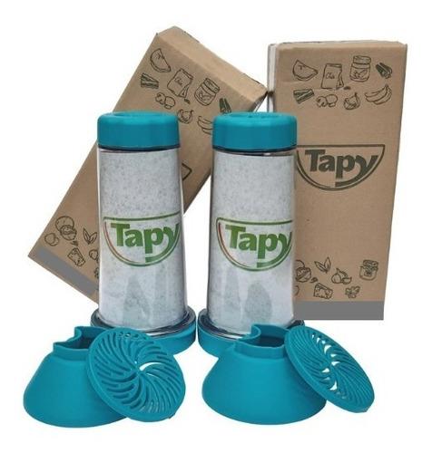 tapioqueira tapy azul tiffany kit-2