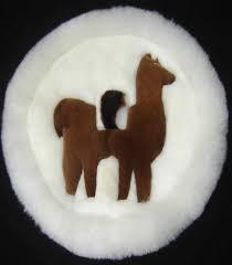tapiz de alpaca