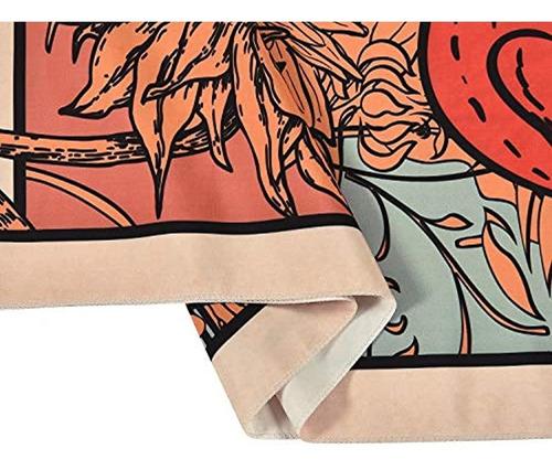 tapiz de tarot tapiz de sol tapiz de pared misterioso ...