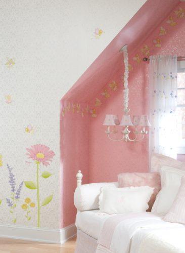 tapiz decorativo infantil y juvenil para niña 100% lavable