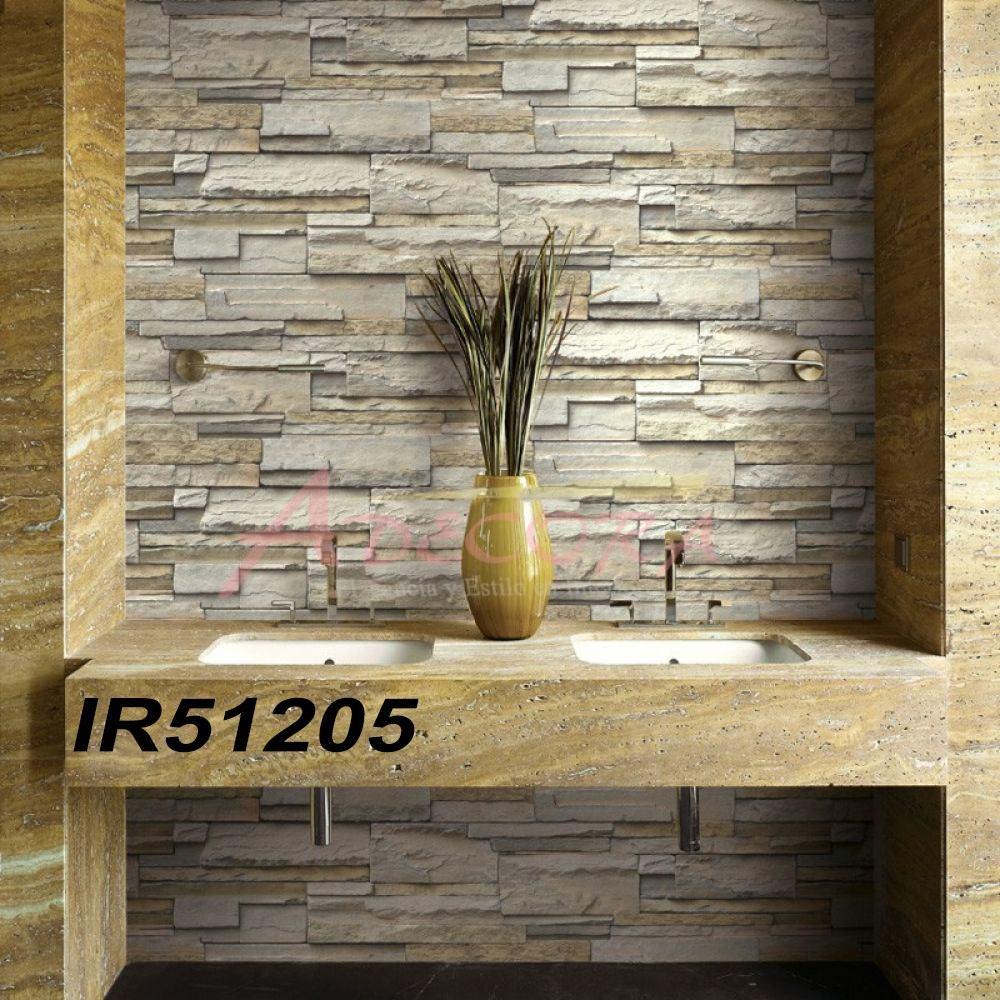 Tapiz Decorativo Tipo Piedra Importado Lavable 1 699