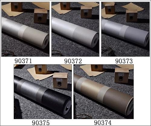 tapiz doble raya negro plata sala recamara 5.3m2 empaque