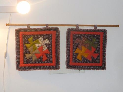 tapiz en tela