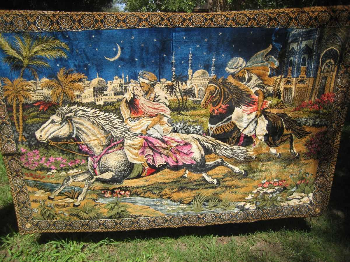 tapiz marroqui