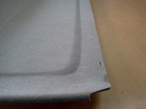 tapizado de techo renault kangoo delantero