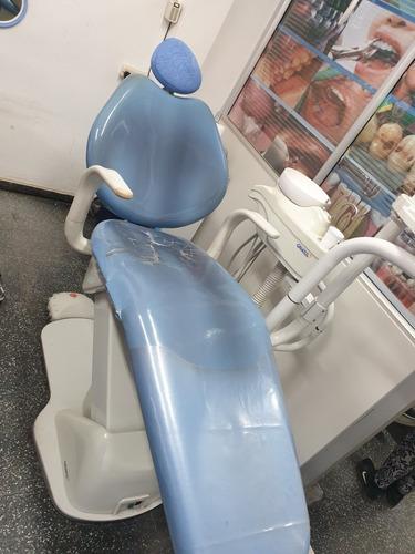 tapizado equipo odontologico
