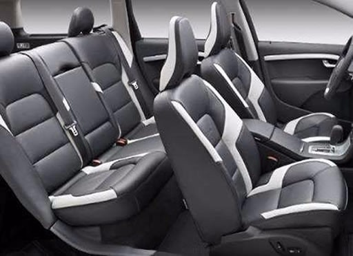 Tapizado para asientos de autos en tactocuero s 450 00 for Asientos para bebe para carro