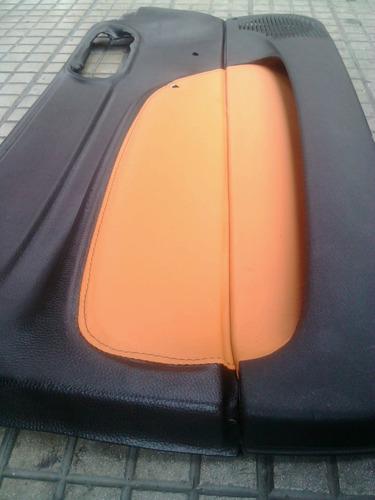 tapizado para puertas de corsa 4 y 2 puertas personalizado