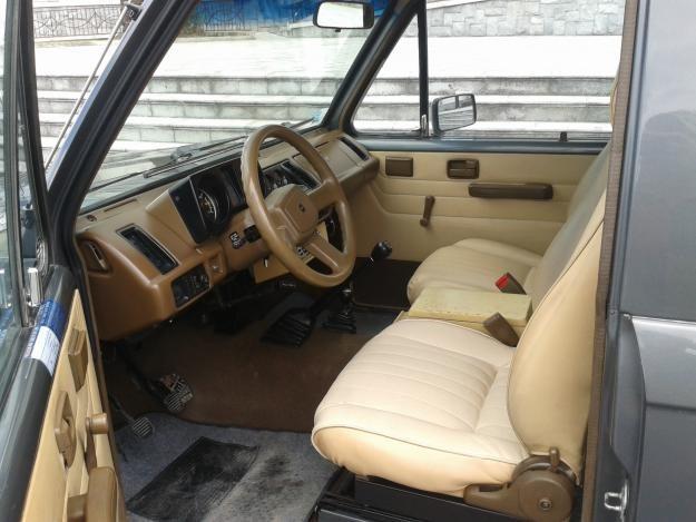 Tapizados Chevrolet Trooper Juego Us 23000 En Mercado Libre