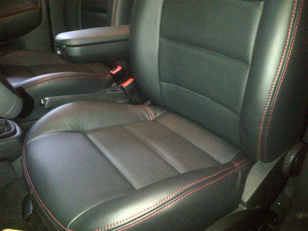 Telas de tapiceria para coches gallery of protector de for Como limpiar asientos de cuero