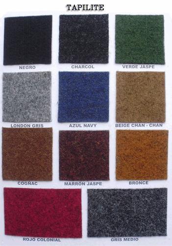 tapizon alto transito s/.15m2 ,tapizon acanalad belga s/.6m2
