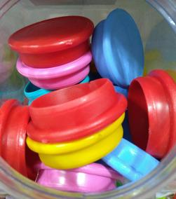 2a7b5ded15f1 Tapon De Silicona Para Frascos De Mermelada Vs Colores Sipi