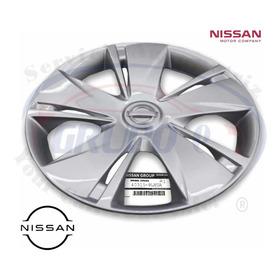 Tapón March 14 Pulgadas 2015 2016 2017 2018 2019 Orig Nissan