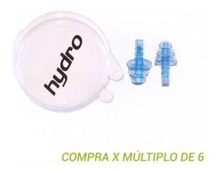 tapon oido hydro silicona hydro