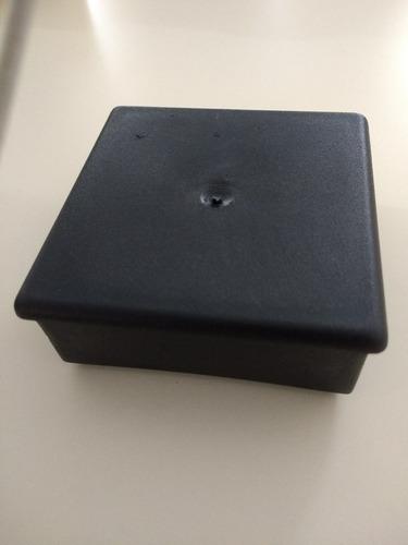tapón regaton 2  1/2 cuadrado plano