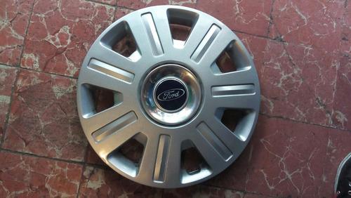 tapón rin fusión ford cromo original uso.