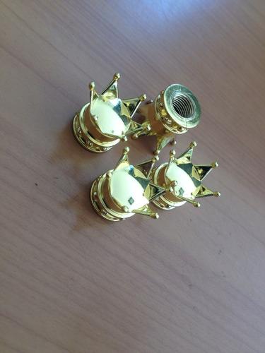 tapon válvula rines mk2 mk3 gti vr6 set 4 piezas plásticopla