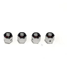 Tapones de válvula Volvo logo tapon valvula rueda Valve Caps llanta tapacubo