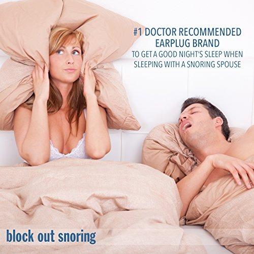 tapones para oídos ultra soft foam de mack, 50 pares - 32db