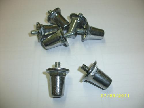 tapones para rugby de aluminio 21 mm. x 16 unidades