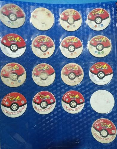 taps tazos hitazos pokemon 3d chipy bona winters lays