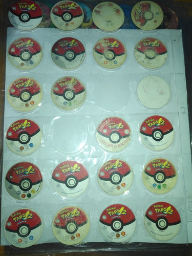 taps tazos hitazos pokemon chipy no winters bona snaps