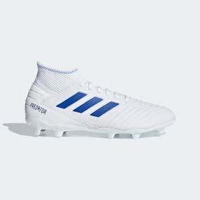 Taquetes De 3 19 2019 Predator Blancos Adidas Fútbol wP0Ok8n