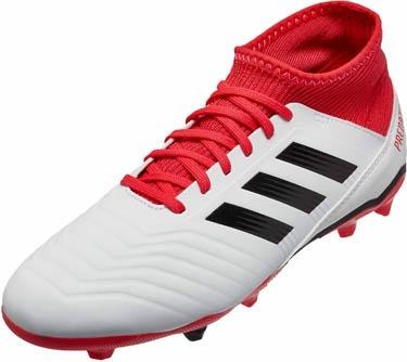 7d8ddb7da7040 Taquetes adidas Predator Blancos Futbol Soccer Niño A Meses ...