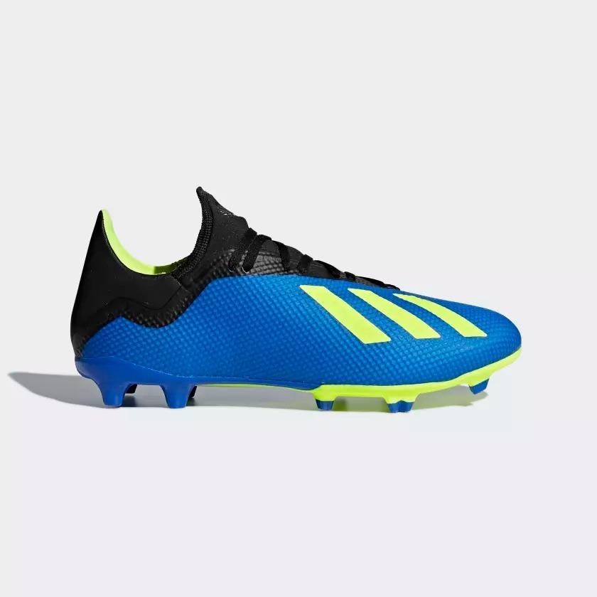 0ef6b941d4aee Taquetes adidas X Tango 18.3 Fg Futbol Soccer Messi Tacos ...