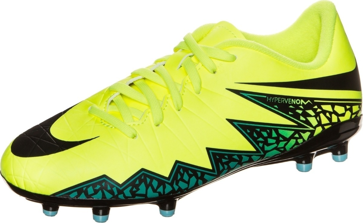 Taquetes De Futbol Nike Jr Hypervenom Phelon Ii Fg -   849.00 en ... 9ce0108213aef