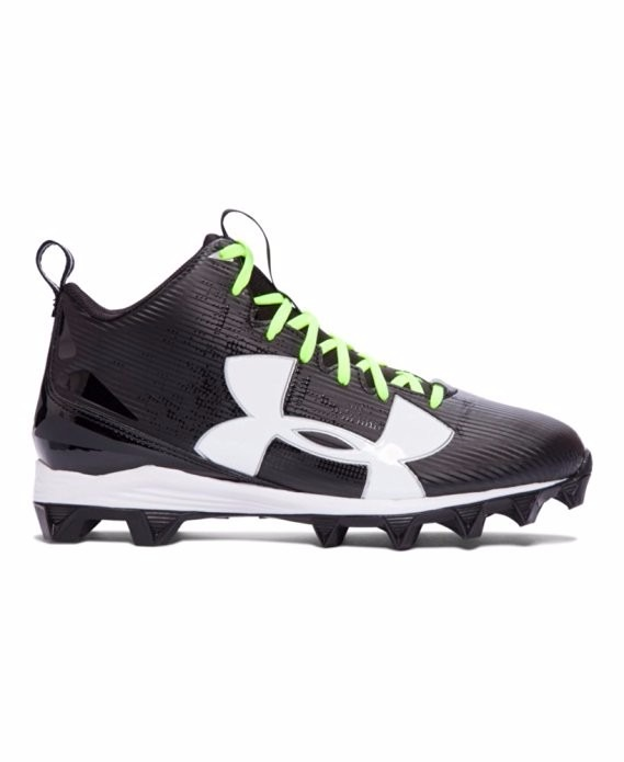 Taquetes De Futbol Under Armour Talla 26 Mex  8 Y 8.5 Usa ... 9b757fa8be4c7
