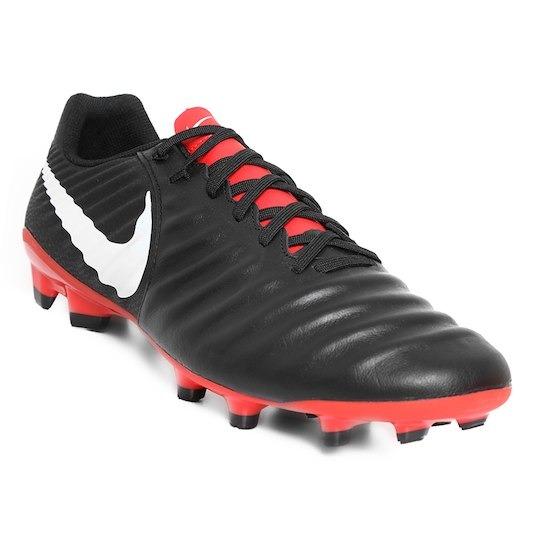 0d3ed2733278c Taquetes Nike Tiempo Legend Negros!! Originales... -   2