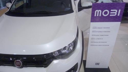 taraborelli fiat mobi way 999cc 70cv 6000rpm nuevo 0km 2018