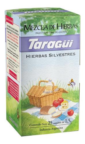 taragüi silvestre mezcla de hierbas digestivas