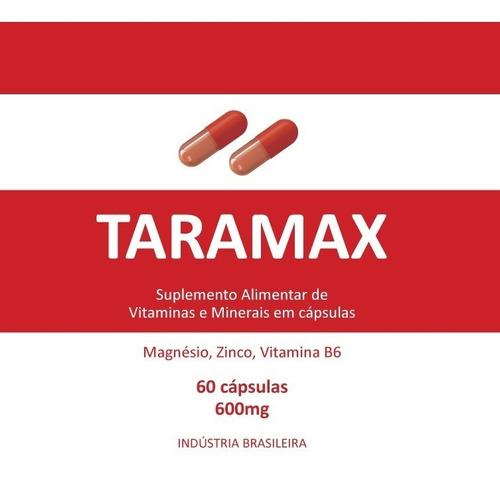 taramax 60 capsulas 600mg