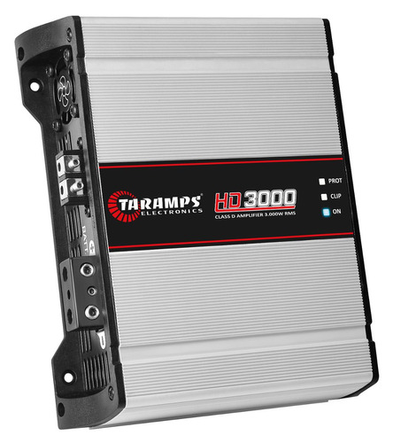taramps 3000 amplificador módulo