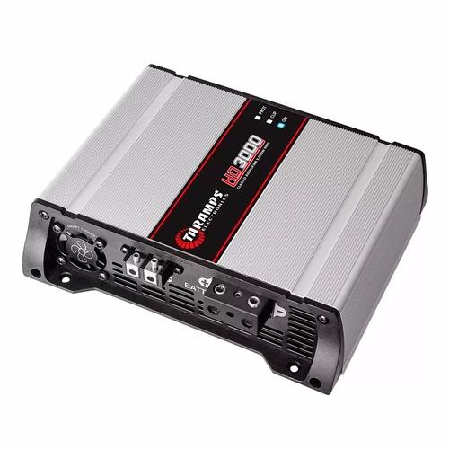 taramps 3000w módulo amplificador