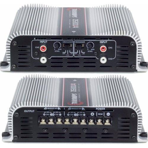 taramps 800w modulo amplificador