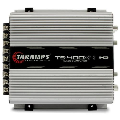 taramps amplificador 400w