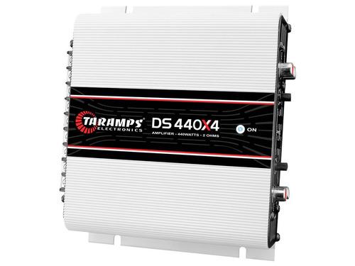 taramps ds440x4 - lote de 4 puntas (clase d, 110 wts x 4,