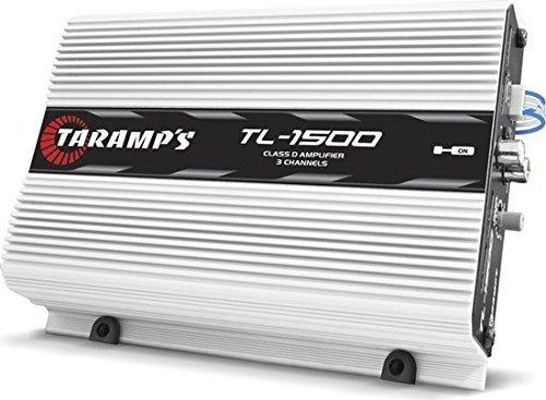 taramp's tl1500 tl line amplificadores