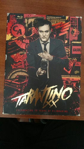 tarantino xxx original blu-ray edition
