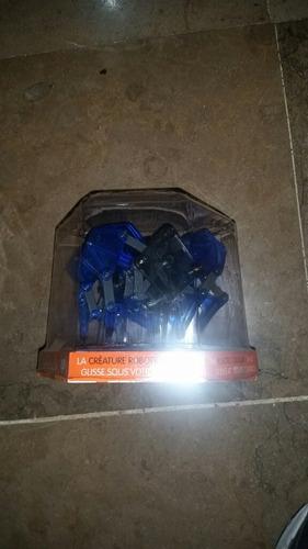 tarántula hexbug color azul en caja sellada