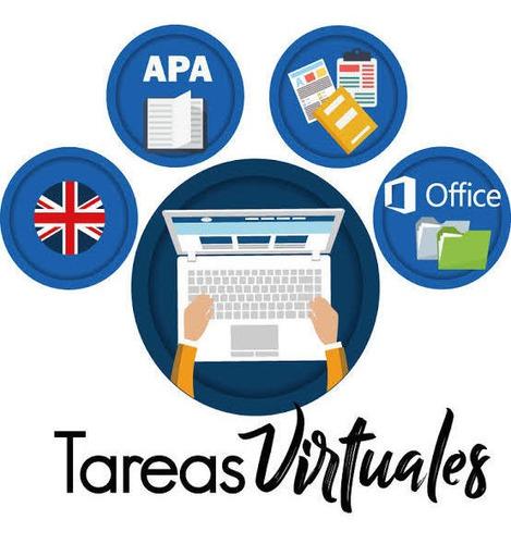 tareas virtuales