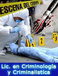 tareas y trabajos de criminologia