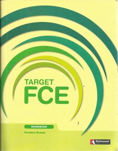target fce workbook with cd audio nuevo envíos oferta