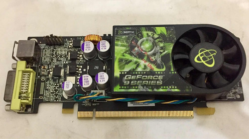 targeta de vídeo geforce 9400 gt 1 gb de memoria ddr2 pci