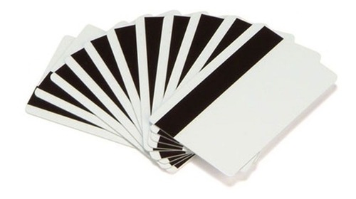 targetas con cinta magnetica zebra